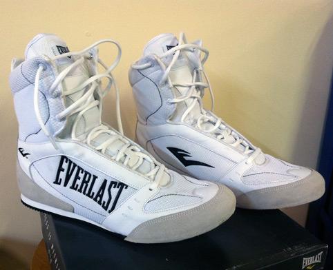 Everlast Hi Top Boxing Shoes Review