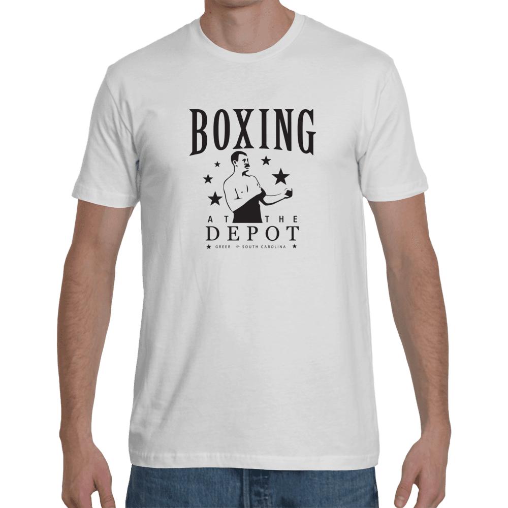 Vintage Boxer Shirt