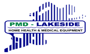 pmd lakeside medical & rehab equipment